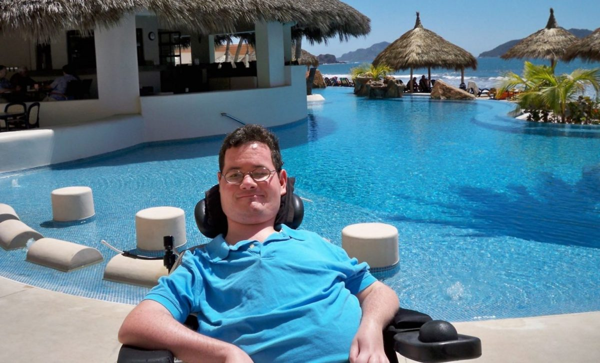 Inspirational stories from people with paralysis