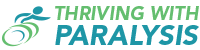 Thriving With Paralysis Logo