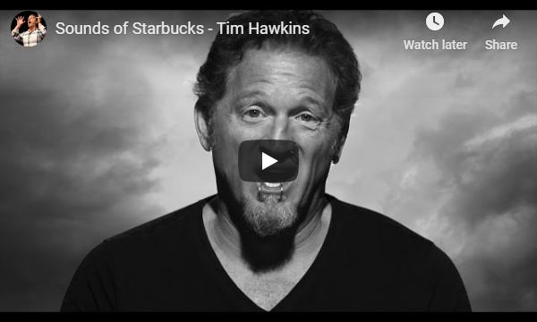 Sounds of Starbucks - Tim Hawkins